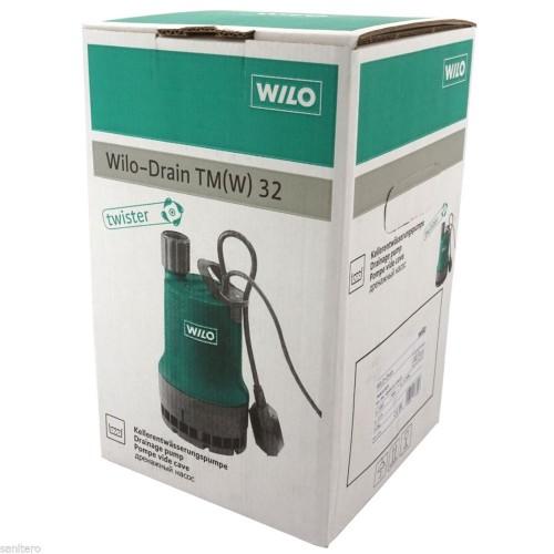 Дренажный насос Wilo Drain TMW 32/8 10M