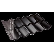Модульная металлочерепица Scandinavia Ceramic Matt