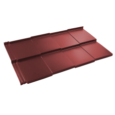 Модульная металлочерепица Savanna Premium Matt