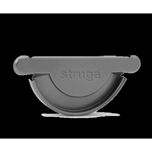 Заглушка для желоба Struga 125/90