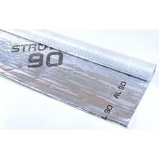 Пароізоляційна плівка STROTEX AL 90, 1,5х50, рулон